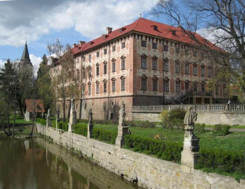 Libochovice – zámek