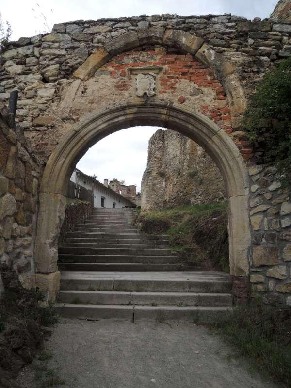 Boskovice – hrad
