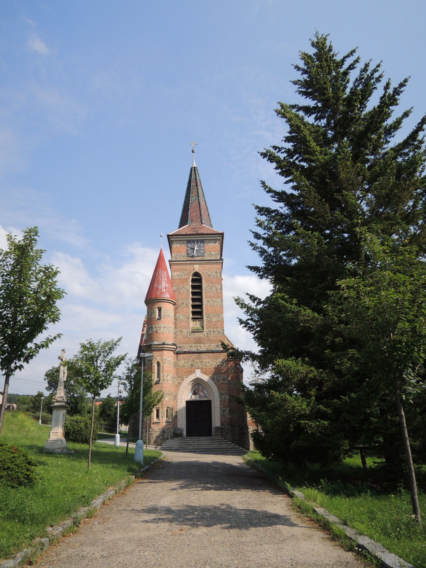 Bílovice nad Svitavou – kostel