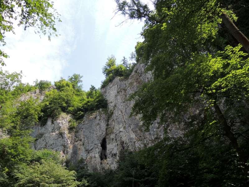 Moravský kras – Macocha, Sloupsko-šošůvské jeskyně