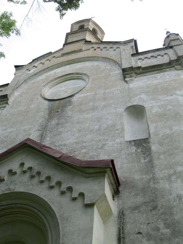Montserrat – poutní kostel