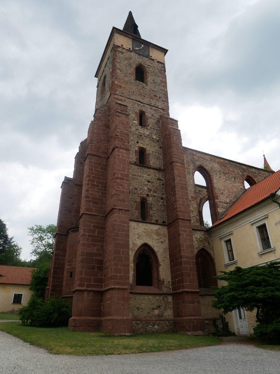 Sázava – klášter