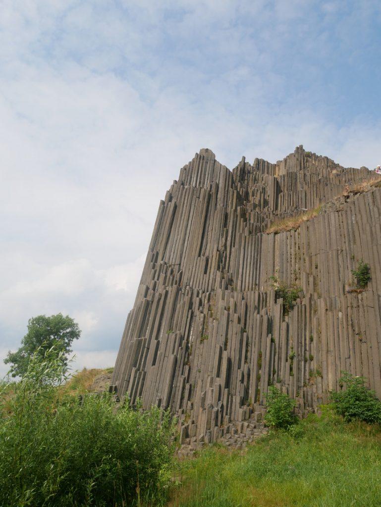 Panská skála –  Varhany, Prácheň